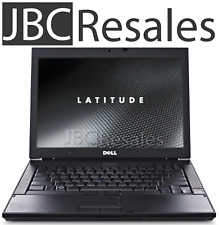 Dell Latitude Laptop HD LED Intel Core 2 Duo 4GB RAM DVD-RW WiFi Windows 10