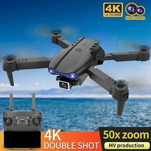 Gps Drone 4k Profesional 8k Hd Camera 20 Mins Flight Time Foldable Quadcopter Dr