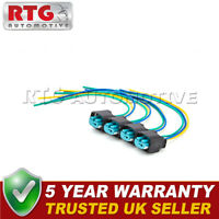 4x Parking Aid Reversing Sensor Repair Harness Wire Plug Cable Peugeot to 08 201