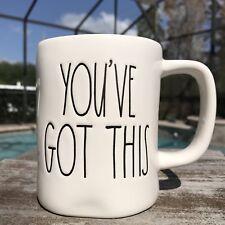 "Rae Dunn ""You've Got This"" Coffee Mug Graduation College 2018 Grad Gift"