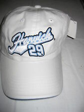 Chase Authentics Kevin Harvick  Womens White/Blue Cap/Hat ~~NWT
