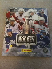 2009 PANINI NHL Hockey 09-10 Unused Empty Sticker Album