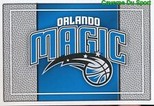 175 TEAM LOGO USA ORLANDO MAGIC STICKER NBA BASKETBALL 2017 PANINI