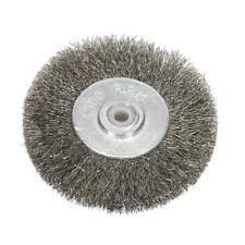 BG1010WW50 Sealey Wire Wheel Ø50 x 13mm 6mm Bore [Wire Wheels] [Consumables]