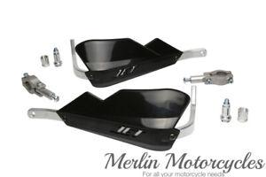 BarkBusters JET HandGuard Kit (22mm - Straight Mount) Universal Black - Next Day