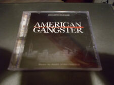 AMERICAN GANGSTER CD ORIGINAL MOTION PICTURE SCORE BRAND NEW SEALED