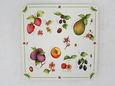 Lesser & Pavey Pack de 4 PosaVasos Con Fruta diseño lp98904