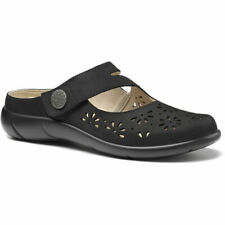 Hotter Women's Calm Mule Nubuck Slip On Adult Casual Shoes Casual Mule