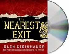 The Nearest Exit (Milo Weaver), Steinhauer, Olen, New Book