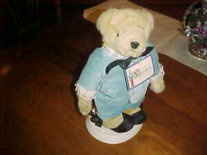FUZZY VANDERBEAR NUTCRACKER SUITE LTD ED MUFFY 1987
