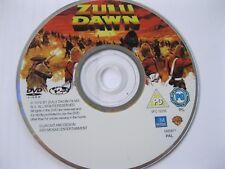 ZULU DAWN    starring  Burt Lancaster     {DVD}