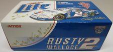 Elvis Presley Rusty Wallace NASCAR 50TH Limited Edition 1:24 Stock Car Rare!