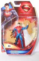 Superman Man of Steel DC Action Figure Superman Combattente