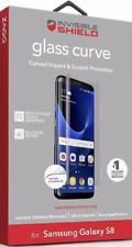 ZAGG InvisibleShield Glass Curve Screen Protector for Samsung Galaxy S8 ONLY New