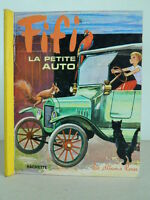 Jeunesse Illustrato Fifi La Petite Auto I Album Rosa Edizioni Hachette