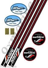 MerCruiser Trim Tilt Ram Cylinders Left/Right Sticker Set