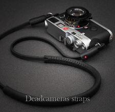 Camera Leather Shoulder/Neck Strap for Leica, Fuji & others - Deadcameras -