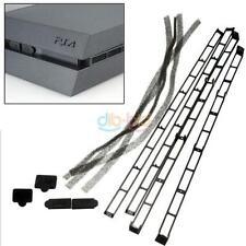 Polvo Prueba Equipo Caso Cubierta Filtro Malla Tapón Para PS4 Juegos Consola OZ