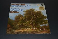 Beethoven~Symphony No. 4~Grosse Fuge~Neville Marriner~Philips Records IMPORT