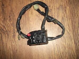 yamaha r6 5sl l/h handle bar switch