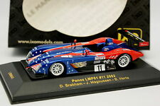 Ixo 1/43 - Panoz LMP01 N°11 Le Mans 2002
