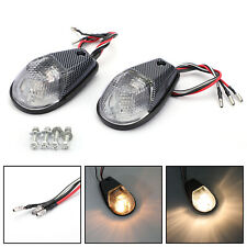 Clear Turn Signals Euro For Honda Suzuki Kawasaki Yamaha S