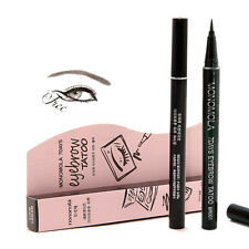 Brown 7 Days Eyebrow Tattoo Pencil Pen Liner Long Lasting Eye Makeup Cosmetic