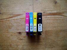 original HP 364 XL Druckerpatronen Tintenpatronen 4 Farben leer Wiederbefüllen