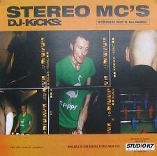 STEREO MC'S POSTER, DJ KICKS (SQ40)
