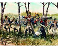 Italeri   1:72 - 6066, Napoleonische Kriege, Französische Infanterie , 48 Fig.