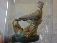 The Country Bird Collection Feldlerche Resin Figure New
