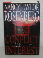 Conflict of Interest by Nancy Taylor (2002, Hardcover) 1st Edition