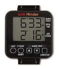 "Maverick Grill Minder ""Never Forget How Long Your Food Has Been On Grill"" TM-10"
