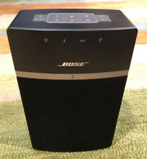 Bose SoundTouch 10 Wireless Music System - Black No Reserve