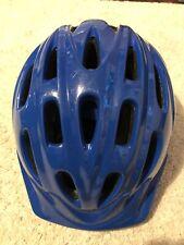 Child's Cycle Helmet Blue 50-54 cm Head Size