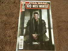 2018 MARVEL Comics STAR WARS - DJ: Most Wanted #1 - 1st Print, 1-Shot - NM/MT