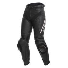 Pantalones Dainese de cuero para motoristas para mujer