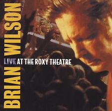 BRIAN WILSON - 2 CD - LIVE AT THE ROXY THEATRE