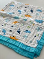 Baby Muslin Quilt Blanket Infant Soft 6 Layers  Swaddle Wrap Blankets