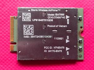 Sierra Wireless EM7565 4G LTE CAT-12 600Mbps NGFF module |EM7565