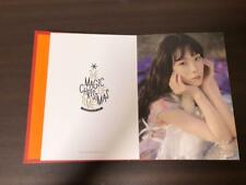 Girls' Generation SNSD TAEYEON THE  MAGIC OF CHRISTMAS TIME Postcard photobook
