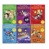 Enid Blyton Famous Five Colour Reads Collection 6 Books Children Set Pack NEW