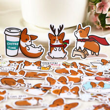 39pcs/pack Dog Kawaii Scrapbooking Stickers Decorative Sticker DIY Albums Decor