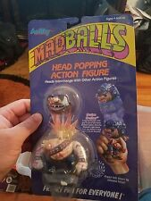 Madballs MOC Bruise Brother Action Figure