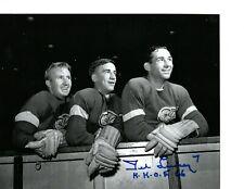 Autographed Hockey 8 x 10 Jsa Hof all teams players Shipping $1 more ea 99 picks