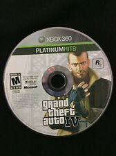 Grand Theft Auto IV XBOX 360 GAME DISC ONLY