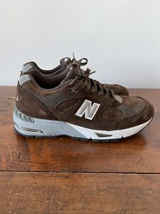New Balance 991 Brown Athletic Shoes