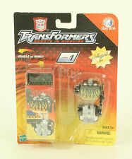 Transformers Robots In Disguise RID Hot Shot Collectible Tin Hasbro 2003  MOC