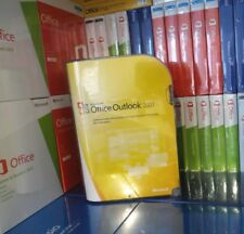 MICROSOFT Office Outlook 2007 (usate) X12-11790-01 100% Autentico UK