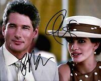 Julia Roberts / Richard Gere Autographed Signed 8x10 Photo(Pretty Women) REPRINT